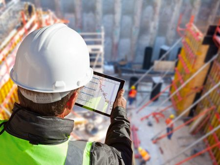 The 5 advantages of geolocation and digitalization of a construction site