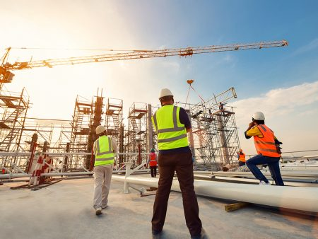 Manage efficiently the mobility of your workers on a construction site