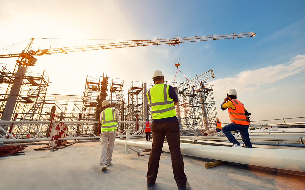 Simplify your life and manage efficiently all the administration of a construction site thanks to badging solutions, construction site time clocks and efficient digital applications.